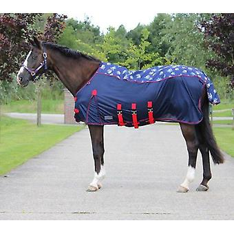 QHP Anti-fly Rug Combo (Horses , Horse riding equipment , Bed covers , Midseason)