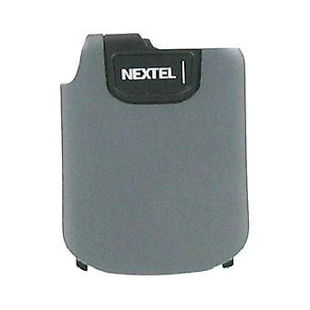 OEM Nextel IC902 compartiment des piles de remplacement Standard - gris anthracite