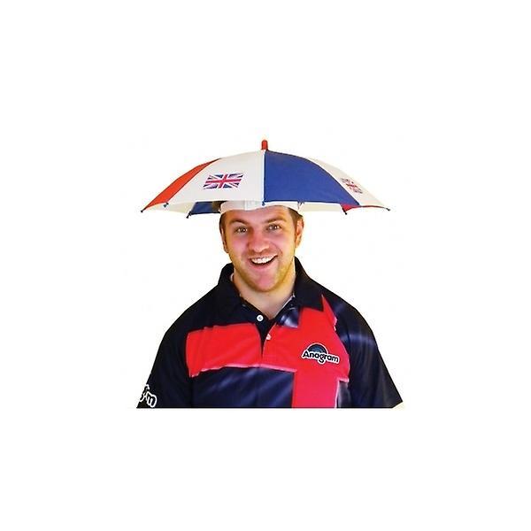 Union Jack Wear Great Britain Umbrella Hat
