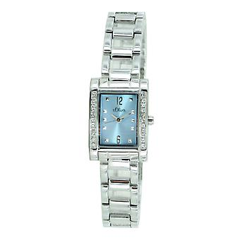 s.Oliver damer wrist watch analog quartz SO-15008-MQR