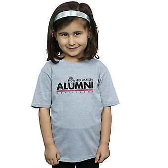 Harry Potter jenter Galtvort Studenter Griffing t-skjorte