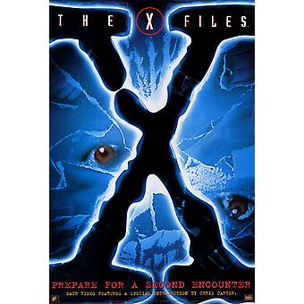 The X-Files Movie Poster (27 x 40)
