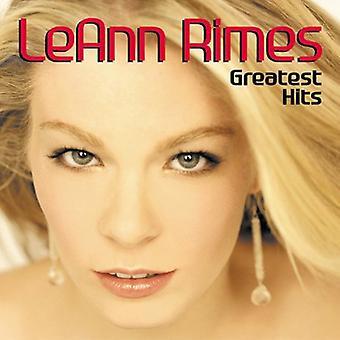 LeAnn Rimes - Greatest Hits [CD] USA import
