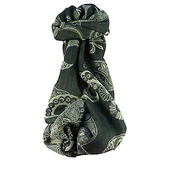 Mens Muffler Scarf 8709 Fine Pashmina Wool by Pashmina & Silk