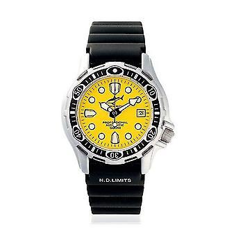 CHRIS BENZ - Diver Watch - DEEP 500M AUTOMATIC - CB-500A-Y-KBS
