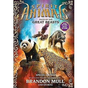 Contos das grandes feras por Brandon Mull - livro 9780545695169