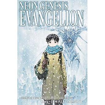 Neon Genesis Evangelion 2-in-1 Edition - Vols. 13 & 14 by Yoshiyuki Sa