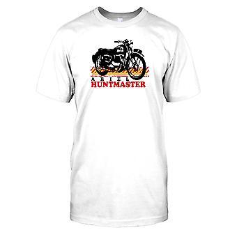 Ariel Huntmaster-Classic Bike Mens T-shirt