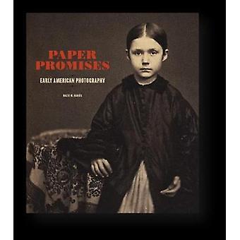 Paperi lupauksia, Early American valokuvaus Mazie M. Harris - 9781
