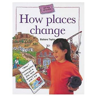 Hoe plaatsen wijzigen (Going Places)