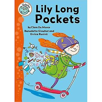 Grodyngel: Lily långa fickor