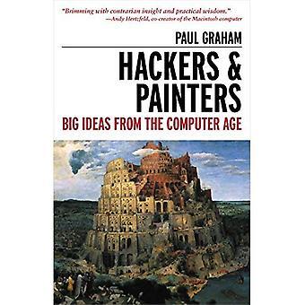 Os hackers e pintores: Grandes ideias da idade do computador