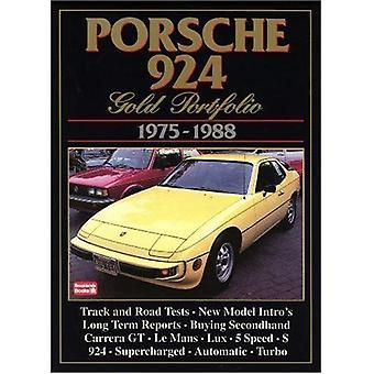 Porsche 924 gouden Portfolio, 1975-88