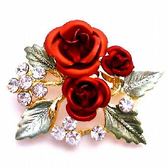 Gave rød Rose buket fødselsdag ferie gaver udtryksfulde julegave