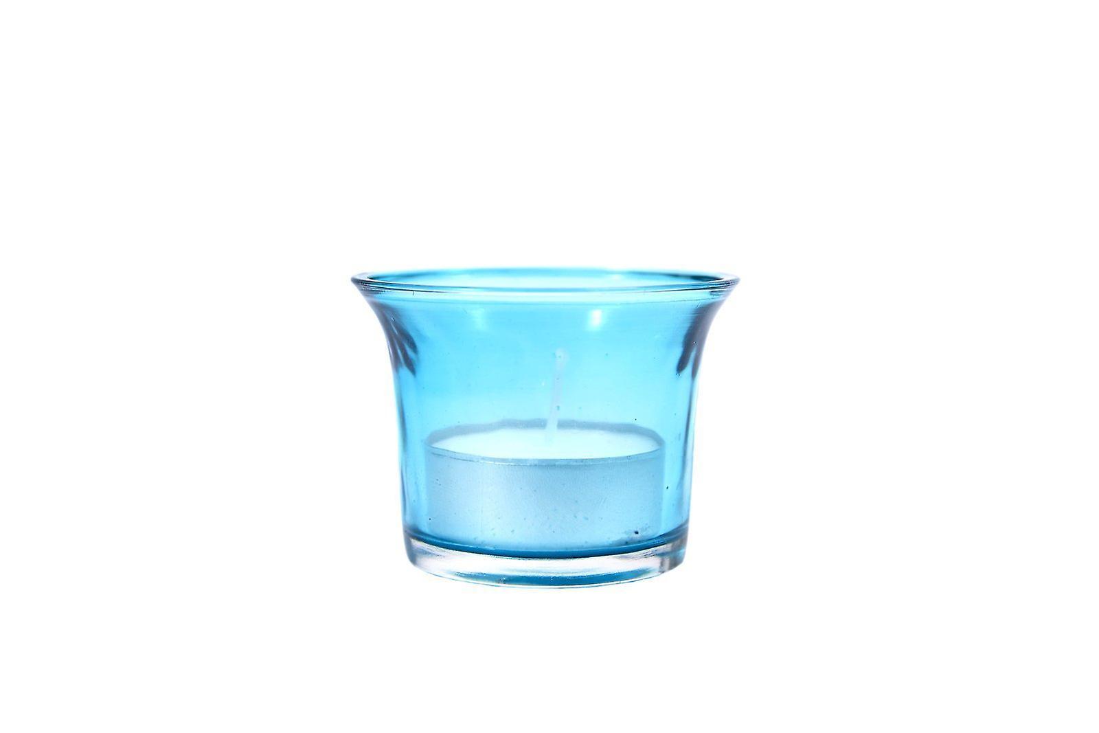 Single Tier Tea Light Chandelier