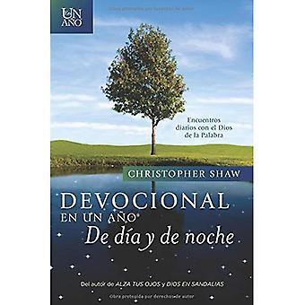 Devocional da FN Ano--de Dia y de Noche: Encuentros Diarios Con El Dios de La Palabra