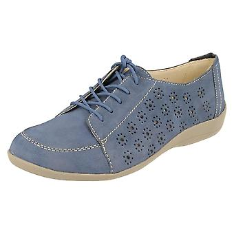Ladies Padders Extra Wide Fitting Shoes Darcy