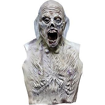 Máscara mega cadáver para Halloween