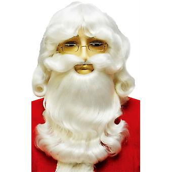 Christmas Santa Kit White