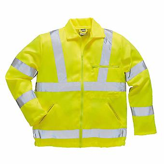 sUw - Hi-Vis Poly-cotton Jacket