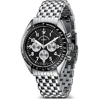 Zeno-horloge mens watch Lemania tachymeter Chrono limited edition 430 01TH b1M