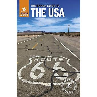 The Rough Guide to the USA by Rough Guides - 9780241271025 Book
