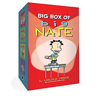 Grande boîte de Big Nate-Big Nate Box Set volume 1-4 par Andrews McMeel pu