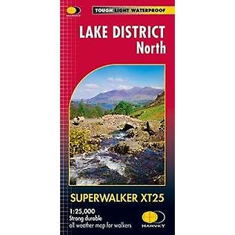 Lake District North XT25 - 9781851375455 Book