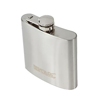 Regatta 170ml Hip Flask - Silver