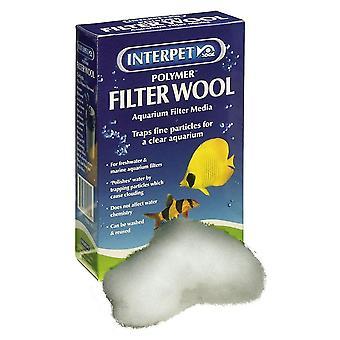 Interpet Polymer Filter Wool 15g