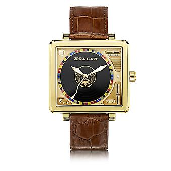 Holler Techno Gold Watch HLW2350-2