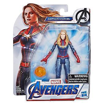 Marvel Avengers Captain Marvel Endgame 6 Inch Action Figure