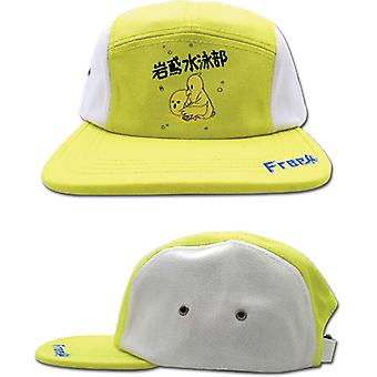 Baseball Cap - Free! - Club Style #L Hat Anime Licensed ge32482