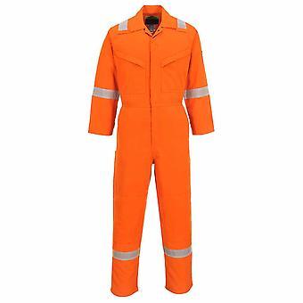 sUw-Araflame HI-VIS bezpečnostné pracovné odevy Coverall Boilersuit
