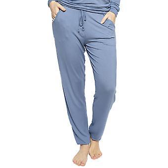 Cyberjammies 4244 kvinder ' s Harper Blue modal Pyjama pant