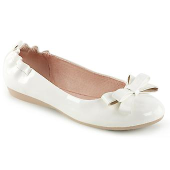 Pin Women's Shoes Up Wht Pat