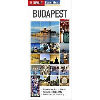 Insight Guides Flexi Map Budapest by Insight Guides