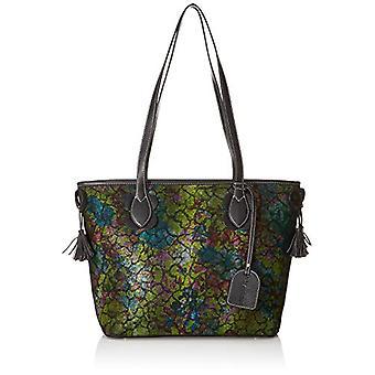 Laura Vita Of 07 - Green Women's Tote Bags (Kaki)