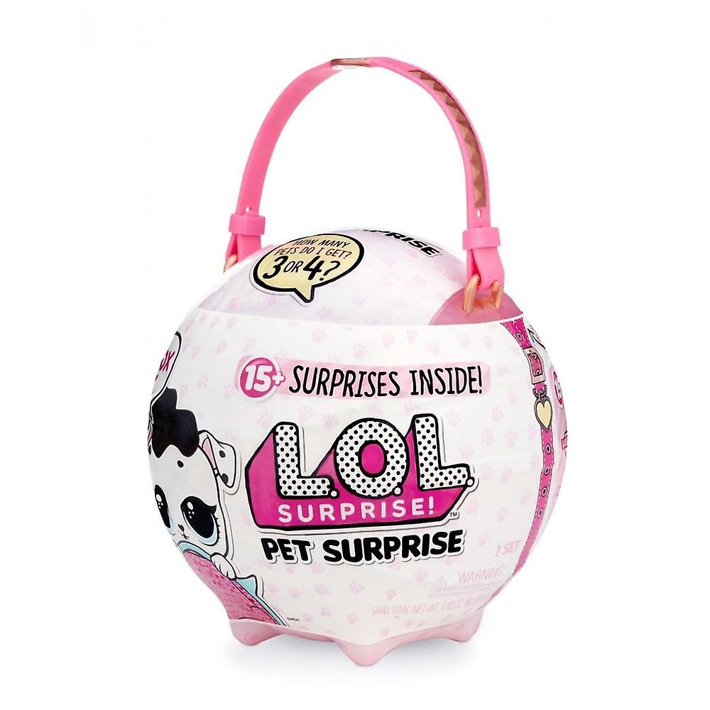 L. O. L överraskning! Dollmation biggie PET