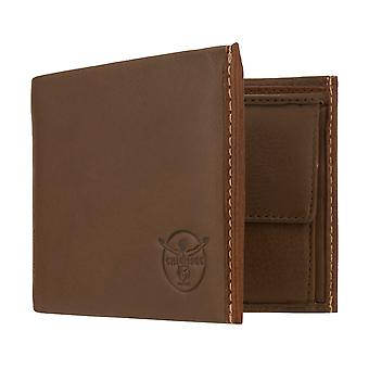 Chiemsee Men's Purse Wallet Purse Brown 8185