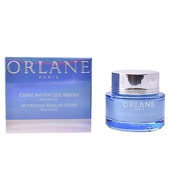 Orlane anti-fadiga absoluto Crème poli-ativo 50 Ml para as mulheres