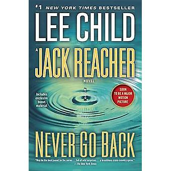 Jack Reacher - Never Go Back by Lee Child - 9780399593253 Book