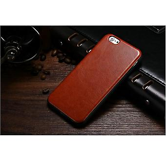 Iphone 6 / 6S 4.7 crazy horse TPU case cover brown