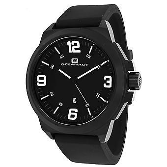 Oceanaut Men's Armada Black Dial Watch - OC7119