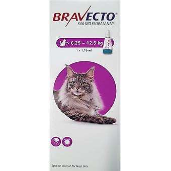 Bravecto Topical For Cats 6.25-12.5 kg (14-28 lbs)