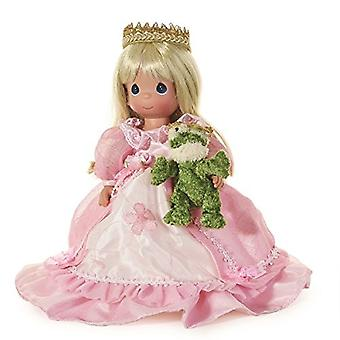 Precious Moments Doll, How Many Frogs Must I Kiss?,  12 inch Doll