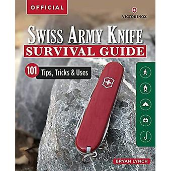 Victorinox Swiss Army Knife Camping  Outdoor Survival Guide by Bryan Lynch