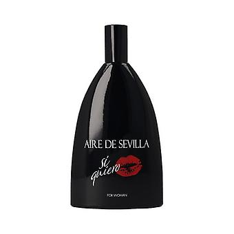 Women's Perfume S� Quiero Aire Sevilla EDT (150 ml)