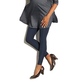 Therafirm Preggers Maternity Support Leggings [Style DP5] Coal (Grey)  S