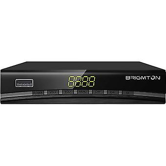 TNT BRIGMTON BTDT2-918 Full HD USB HDMI Black